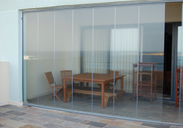 Frameless Glass Doors & Slimline Bi fold Patio Doors | CB Innovative Door Solutions